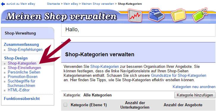 Anleitung Ebay Verkaufsvorlagen Jtl Warenwirtschaft Eazyauction